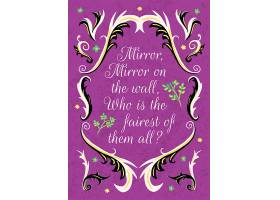 紫色花纹背景设计图片