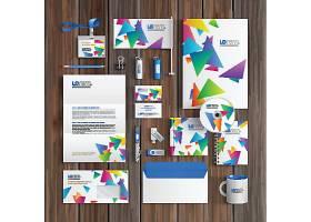 企业VI办公用品设计