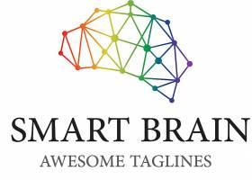 点线图案logo设计