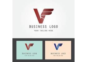 英文字母logo设计