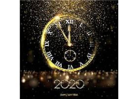 2020年创意海报设计图片