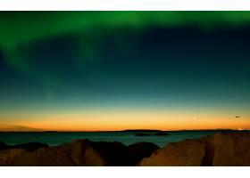 197950,地球,曙光,北极星,壁纸