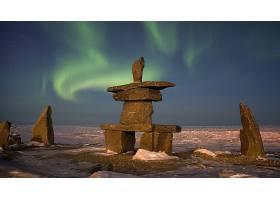 169815,地球,曙光,北极星,壁纸