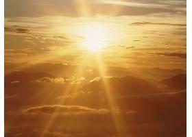 282558,地球,日落,壁纸