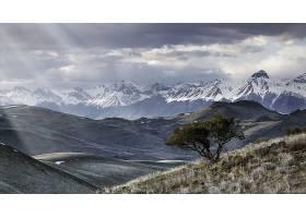 278737,地球,风景,树,山,雪,自然,云,壁纸