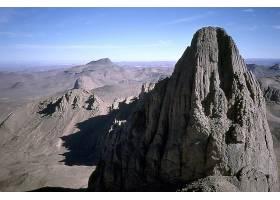 794669,地球,山,山脉,阿尔及利亚,非洲,Assekrem,塔斯丽,霍格,山