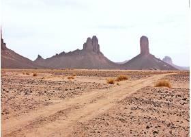 795043,地球,沙漠,风景,阿尔及利亚,非洲,撒哈拉沙漠,岩石,塔斯丽