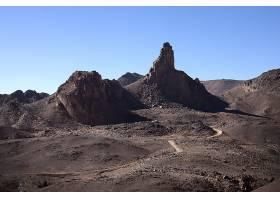 795615,地球,山,山脉,霍格,山脉,塔斯丽,阿尔及利亚,非洲,Assekre