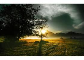 285852,地球,日出,风景,壁纸