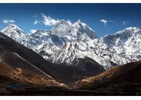 254119,地球,山,山脉,风景,风景优美的,雪,天空,云,壁纸