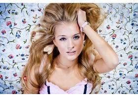 974892,女人,模特,妇女,女孩,白皙的,长的,头发,蓝色,眼睛,壁纸图片