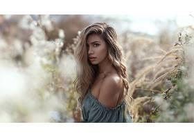 986619,女人,模特,妇女,女孩,白皙的,长的,头发,棕色,眼睛,壁纸图片