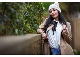 1048887,女人,模特,女孩,妇女,帽子,黑色,头发,壁纸