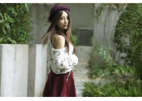 597990,女人,张,气,六月,模特,台湾,朱莉,Chang,女孩,模特,微笑,