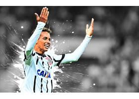 运动,Pedrinho,足球,运动员,巴西的,壁纸(5)