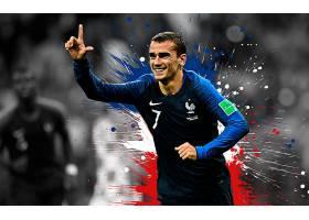 运动,安托万,格里兹曼,足球,运动员,法语,壁纸(26)