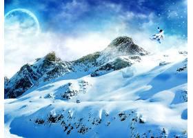 运动,单板滑雪,壁纸(26)