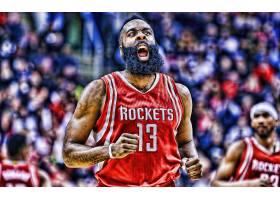 运动,詹姆斯,变硬,篮球,美国篮球职业联盟,休斯顿,火箭,壁纸(6)
