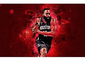 运动,詹姆斯,变硬,篮球,美国篮球职业联盟,休斯顿,火箭,壁纸(7)