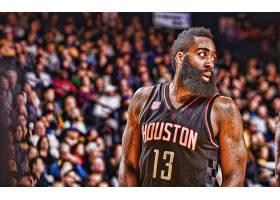运动,詹姆斯,变硬,篮球,美国篮球职业联盟,休斯顿,火箭,壁纸(8)