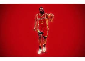 运动,詹姆斯,变硬,篮球,美国篮球职业联盟,休斯顿,火箭,壁纸