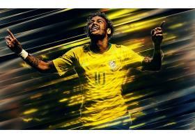 运动,内马尔,足球,运动员,巴西的,壁纸(56)