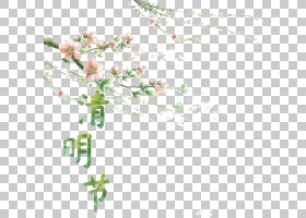清明节桃花
