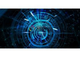 科技电子背景模板