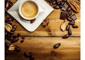 食物,咖啡,杯子,咖啡,豆子,巧克力,壁纸