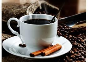食物,咖啡,杯子,肉桂色,咖啡,豆子,壁纸