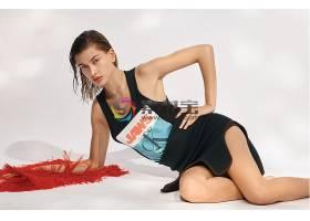 名人,海莉,鲍尔温苹果,模特,一致的,州,时尚,模特,妇女,美国的,壁图片