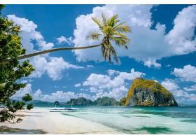 热带海岛美景