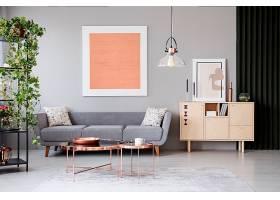 西式简约客厅装潢设计