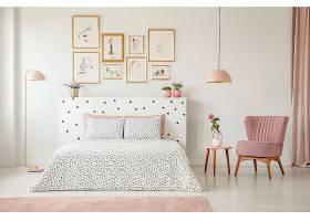 粉色系列公主房卧室设计
