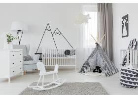 欧美儿童房装潢设计