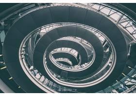旋转型楼梯