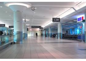 机场候机场