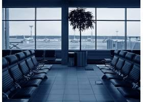 无人候机场