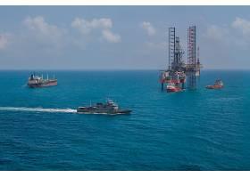 轮船与海上工业