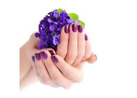 握着手的鲜花