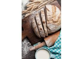 面粉与面包