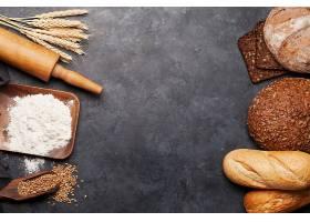 小麦与糕点