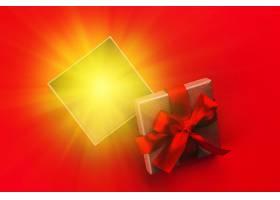 发光的礼盒