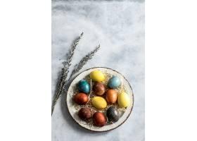 彩色复活节彩蛋