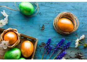 麻绳鲜花与彩蛋