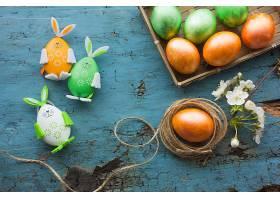 可爱兔子彩蛋
