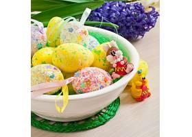 兔子饼干与彩蛋