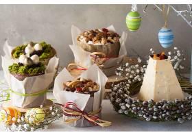 复活节甜品与彩蛋