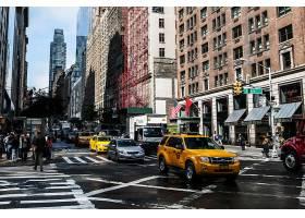 纽约街头摄影