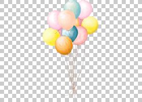 气球免抠素材 (300)